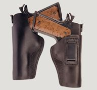 Leather Waistband Gun Holsters - IWB Holster | Kramer Handgun Leather
