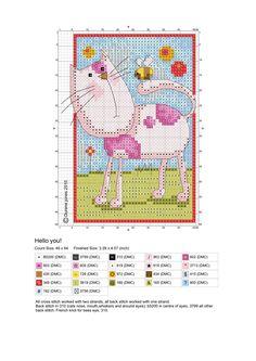 A designer Durene Jones agora está no Facebook! E a cada semana ela compartilha um lindo gráfico! Acompanhe!
