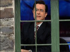 Stephen Colbert's best bookish moments