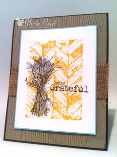 Marla s stampin spot stampin up truly grateful more