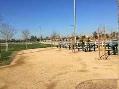 Another area to sit and relax along the walking trail at Eastvale Community Park in Eastvale, California. http://youreastvalerealtor.com/eastvale-parks/