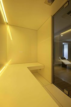 Turkish Bath For Chromotherapy With Shower SWEET SPA XL By STARPOOL Design  Cristiano Mino
