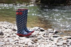 Imagine taking to a festival in a pair of Tamar's? Unique, but distinctively British!