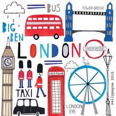 London…