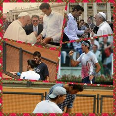 Del Potro in Rome 2013