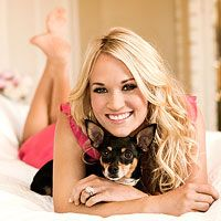 The Food Life of Carrie Underwood