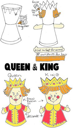 k or vue cup recycling craft project king. You can hot glue a stick and use as stick puppet. Can make a princess, queen, knight, dragon, etc. Plastic Cup Crafts, K Cup Crafts, Arts And Crafts Projects, Crafts To Make, Crafts For Kids, Animal Masks For Kids, Mask For Kids, School Age Activities, School Themes