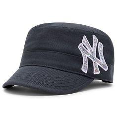 Yankees Bling Military Hat