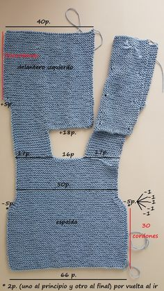Knitted Baby Cardigan, Knit Vest, Knitted Hats, Baby Knitting Free, Baby Knitting Patterns, Baby Overalls, Baby Sweaters, Diy Fashion, Arm Warmers