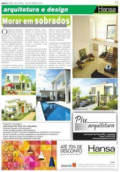 56° Jornal Bom Dia -Morar em Sobrados  21-09-12