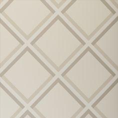 Pergola Grid Natural Wallpaper - W0018/04