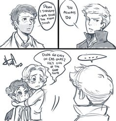 awww! <3! Sammy loves Cas, too, and anyone who says otherwise will get the full extent of my WRATH!