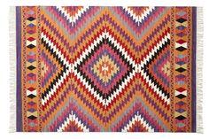 Produktbild - Punja, Flatvävd matta