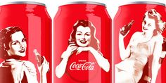 We have gathered 35 Unique Coca-Cola Bottle & Can Designs and we think that you'll simply love the collection! A couple of facts In Coca-Cola had … Vintage Coca Cola, Coca Cola Can, Always Coca Cola, Coca Cola Bottles, Pepsi Cola, Pop Bottles, Pop Cans, Guerilla Marketing, Vintage Design