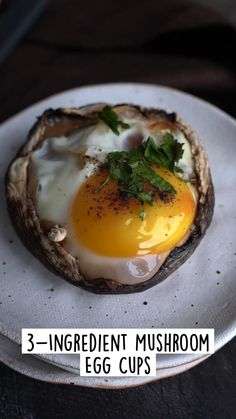 Egg Recipes For Dinner, Healthy Egg Recipes, Egg Recipes For Breakfast, Brunch Recipes, Low Carb Recipes, Vegetarian Recipes, Cooking Recipes, Healthy Food, Healthy Egg Breakfast