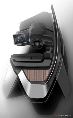 2017 Peugeot 'Sea Drive Concept'