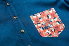 Owl pocket