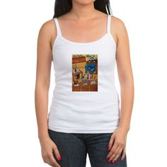 Court Case Cats Jr. Spaghetti Tank Top #awesome #CafePress #cats #gifts #humour #draw #fun #funny #funnypics #funnycats #crazycatlady #toons #cartoonart #cartoon #catart #buyart #buy #buyable #colourful #catlovers #catlife #catlady #cool #goodvibesonly #art #onlineshopping #cutecats #cutepetclub #kitty #kittycat #kittens #animals #acryliccats #catsandme #cuteanimals #katzen #gatos #chat #gatti #neko #fish #bubbles #law #lawyer #lawyerhumor #judge #judgingyou #fishbowl #guilt #fear cateyes…
