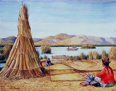 acuarelas-de-paisajes-peruanos
