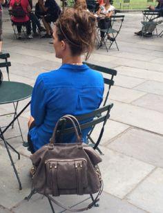 #streetstyle #nextchapter #satchel #sheandlo #nyc