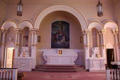Chapel Sanctuary Design
