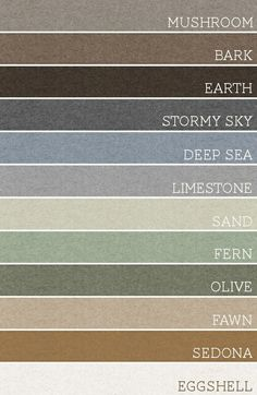 Paint Scheme for Entire House | A Little Bit of This, That, and Everything