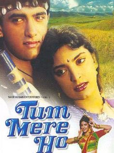 Tum Mere Ho Hindi Movie Online - Aamir Khan, Juhi Chawla, Ajit Vachani, Sudhir Pandey, Ishrat Ali, Rajendranath Zutshi and Kalpana Iyer. Directed by Tahir Hussain. Music by Anand Milind. 1990 [U] ENGLISH SUBTITLE