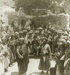Wedding in Ramallah 1920 - Palestine