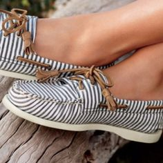 sperry.... Something inside me loves these.