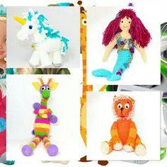 Was für tolle Geschichten man mit diesen märchenhaften Figuren von Brigitte erzählen kann...Arielle, Madagaskar, König der Löwen, Last Unicorn...lasst euch etwas einfallen. #DIY #Berlin #Friedrichshain #stoffwelten #unikat #selbstgemachtesverkaufen #dawanda #kreativbühne #fachvermietung #knitting #instacraft #nähen #homemade #einfach-ein-fach #igart #instaart #shoutout #basteln #stricken #Geschenke #shopping
