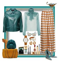 """""""Is there a Genie in my lamp?"""" by ritva-harjula ❤ liked on Polyvore featuring The Future Heirlooms Boutique, Fendi, Sergio Rossi, Marni, Aurélie Bidermann, Marc Jacobs, Prada, Blumarine and Yves Saint Laurent"""