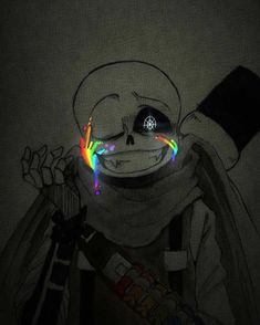 "Gefällt 98 Mal, 4 Kommentare - Icon By _Smol._.Dream_ (@nightmare.sans) auf Instagram: ""//Cutie, smh. - • - Credit To Gonna-Sin On Tumblr  Tags: #inksans #inktale #inktalesans"""
