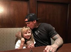 Happy Sunday y'all Carey and Willow Hart Pink Girl, My Girl, Carey Hart, Alecia Moore, Beth Moore, New Instagram, Father Daughter, Eminem, Happy Sunday