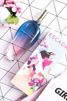 Cel mai delicios parfum - ESCADA Sorbetto Rosso Perfume, Home Scents, Beauty Review, Beauty Box, Love Makeup, Amalfi, Water Bottle, About Me Blog