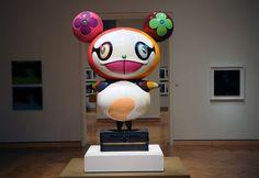 Minneapolis Institute of Arts ~Takashi Murakami