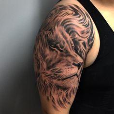 Las 51 Mejores Imágenes De Tatoo Leones En 2019 Sleeve Tattoos