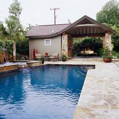 House Pools pool vintage house with small swimming pool luxurious and modern