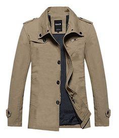Chouyatou Men's Casual Cotton Lightweight Outwear Jacket, http://www.amazon.com/dp/B00LS5P2LI/ref=cm_sw_r_pi_awdm_FJNEub14PZNBZ