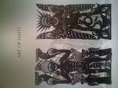 Haitian art from the Museum of Milwaukee