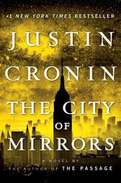 """""""The City of Mirrors"""" by Justin Cronin is the final book in The Passage trilogy and Taylor had nothing but excellent reviews. What she loved so much about this conclusion was how everything just came together in such a beautiful way; it is just a magnificent, one-of-a-kind and genuinely original tale of a Girl from Nowhere who will save mankind from its own demise."""