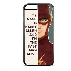 The Flash Quotes Phonecase For Iphone 4/4S Iphone 5/5S Iphone 5C... ❤ liked on Polyvore featuring accessories and tech accessories