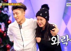 I died. OMG. Lucky Ji Hyo!!