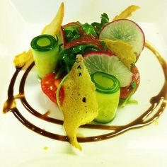 Let us take you on a gastronomical journey. #events #catering #food www.aaronscatering.com