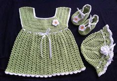 My first baby set