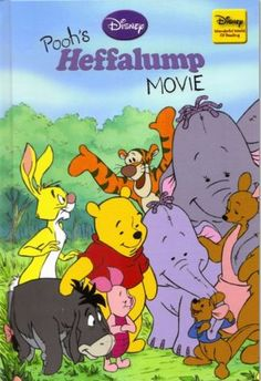 Pooh's Heffalump Movie | Disney Book Club by Early Moments | Books ...