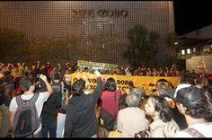 protestos pela #democratizaçãodamídia