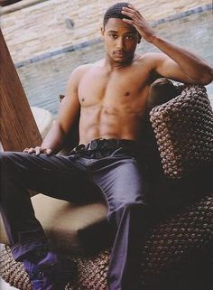 Romeo Miller (aka lil romeo) this makes me a total cougar but lawd have mercy!