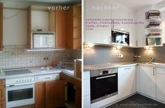 Die 139 Besten Bilder Von Kuche Neu Gestalten Kitchens Carpentry