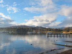 Beautiful views of the Lake District can be found at Bluebell Lodge.