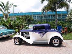 Ford 32 three window coupe ♥♥♥...Brought to you by #House of #Insurance in #EugeneOR